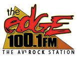 KKZQ 100.1 FM - The Edge