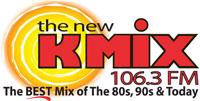 KGMX 106.3 FM - KMIX
